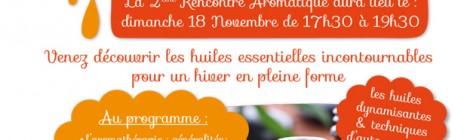 «Rencontre Aromatique» le Dimanche 18 Novembre 2012