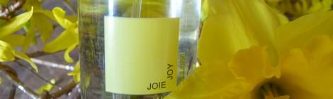 Jaune Joie – Yellow Joy