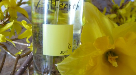 Jaune Joie – Yellow Joy