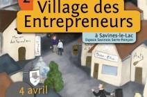 2ème Salon des Entrepreneurs Coodyssée le 05 Avril 2014 à Savines le Lac