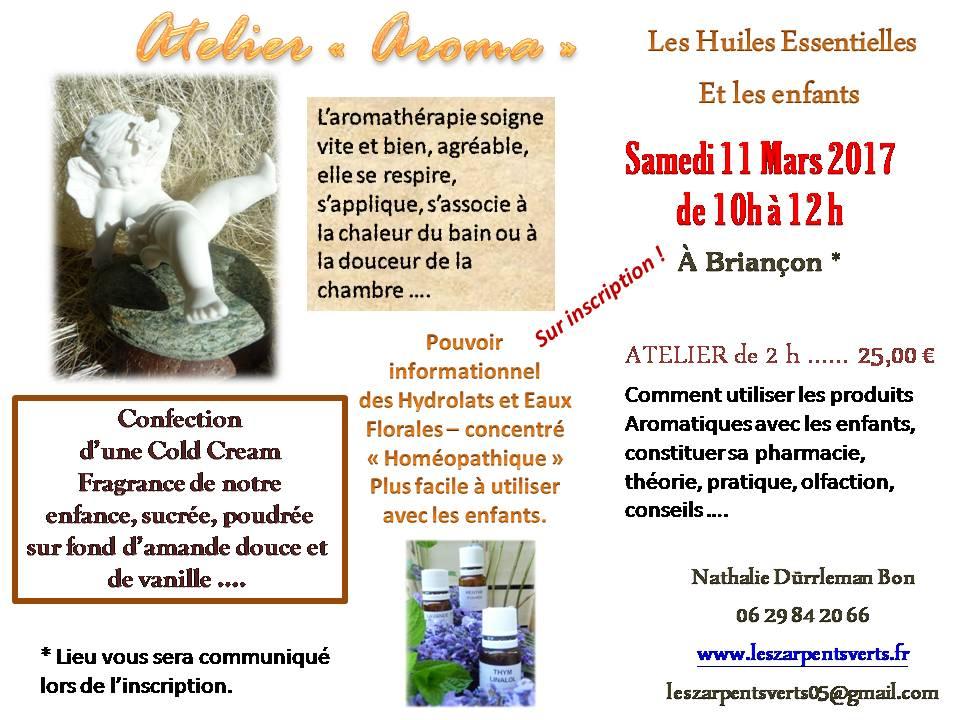 Atelier enfants 11 mars
