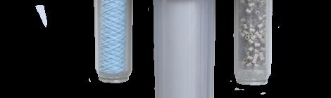 Système de filtration/vitalisation pour toute la maison