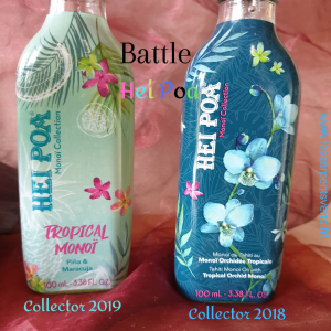 Battle Hei Poa Collector 2018 Collector 2019