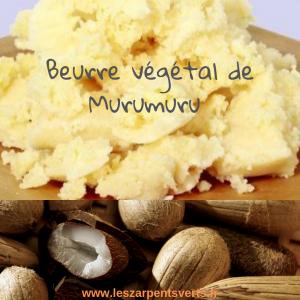 Beurre végétale de Murumuru