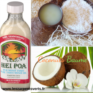 Coconuts Baume