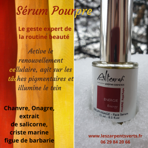 Sérum Pourpre