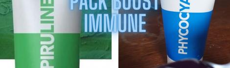 Stimulez vos défenses naturelles …. Pack boost immune