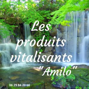 Les produits vitalisants _Amilo_