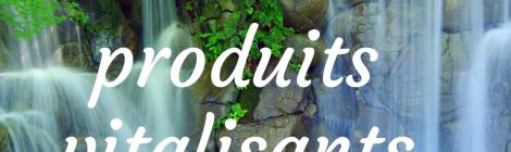Nouvelle gamme de produits vitalisants «Amilo»