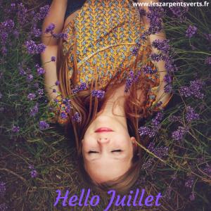 Hello Juillet